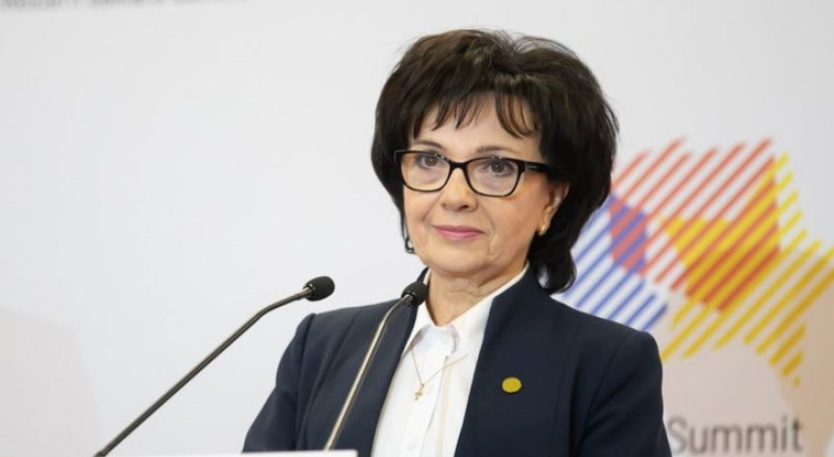 Elżbieta Witek: parlamenty stają się bardzo istotnym narzędziem wspierania polityki zagranicznej