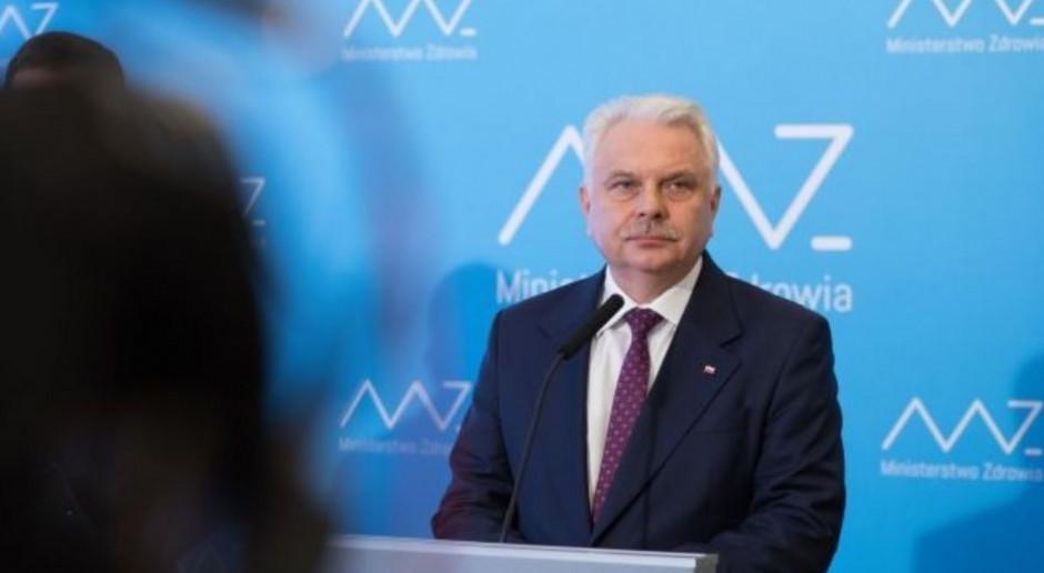 Waldemar Kraska po spotkaniu z ratownikami: Ministerstwo Finansów przekazało odpowiednie środki