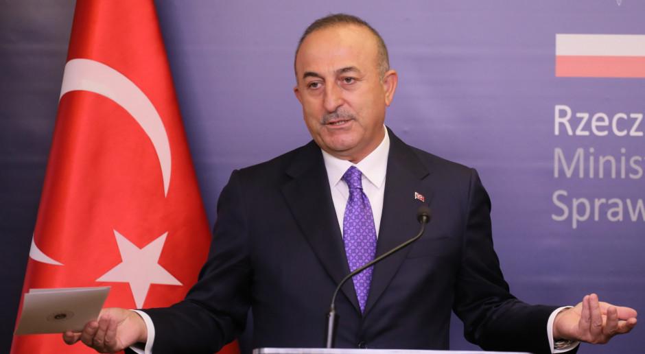 Szef MSZ Turcji zadeklarował współpracę z Polską ws. nielegalnej migracji