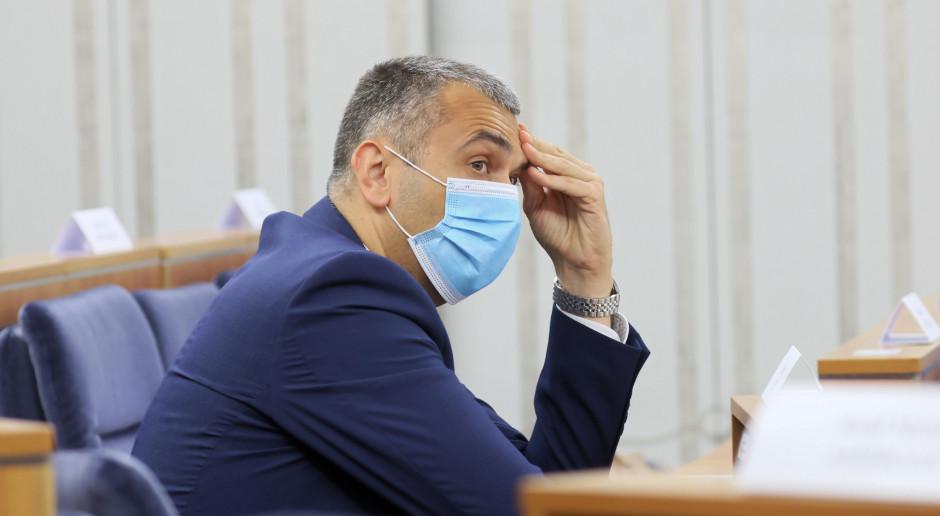 Marek Pęk domaga się skierowania do komisji wniosku o uchylenie immunitetu Tomaszowi Grodzkiemu