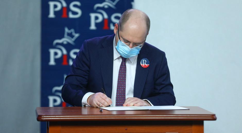 PiS oraz Parta Republikańska podpisały umowę koalicyjną