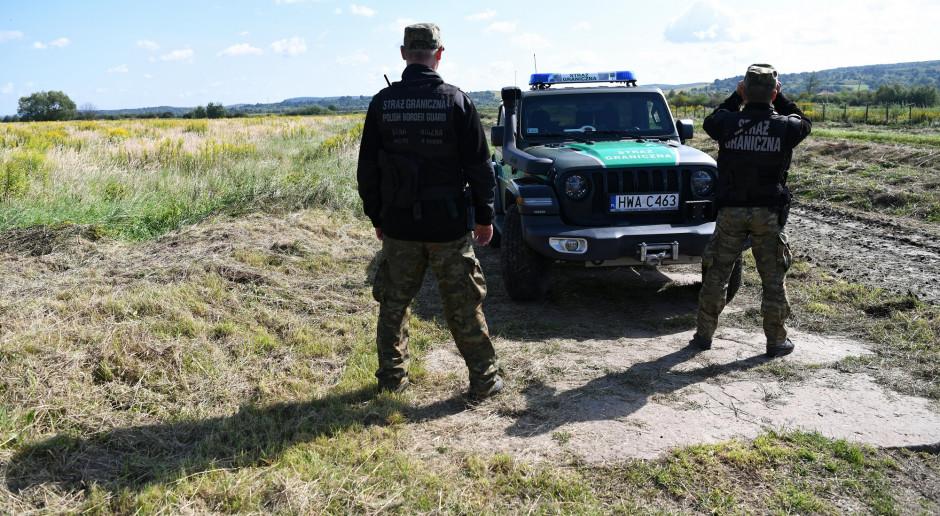 Trwa kontrola NIK dotycząca przygotowania Straży Granicznej do ochrony granicy