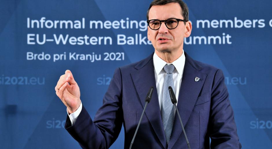 Morawiecki: Polska nie znalazła się w Europie jako przypadkowy gość