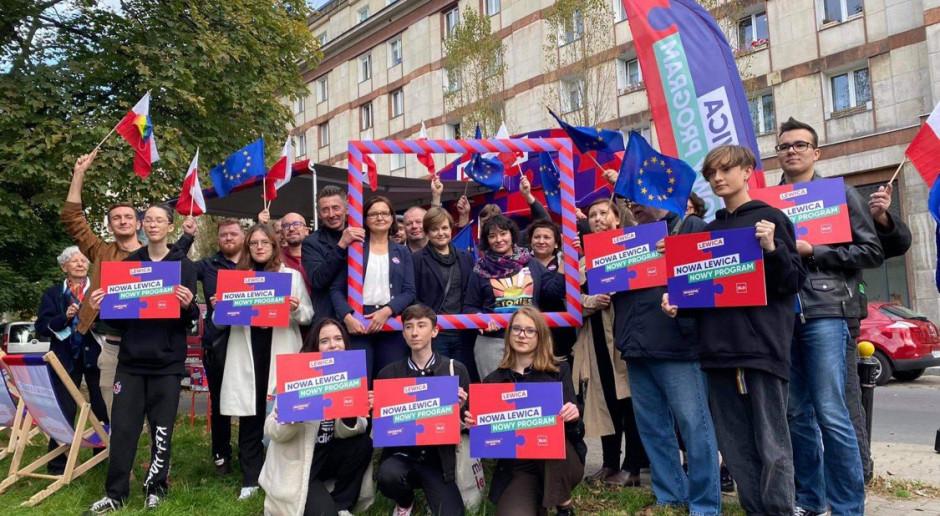 W Warszawie rozpoczął się kongres Nowej Lewicy. Ugrupowanie wybierze współprzewodniczących