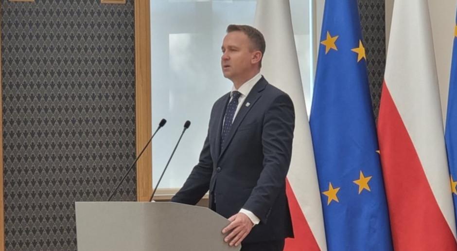 Zmiany w rządzie. Kamil Bortniczuk i Michał Cieślak zostaną ministrami