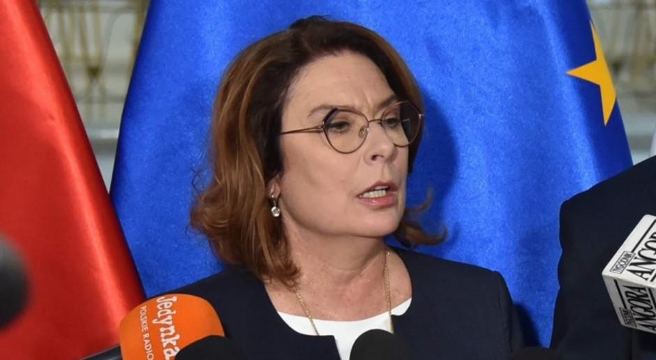 Kidawa-Błońska: W Polsce nie ma Trybunału Konstytucyjnego