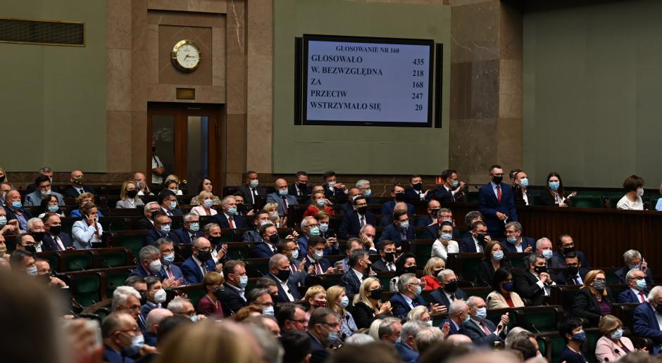 Posłowie zajmą się projektem ustawy budżetowej na 2022 r.