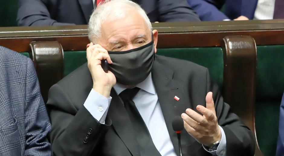 Jarosław Kaczyński zapowiedział rezygnację ze stanowiska