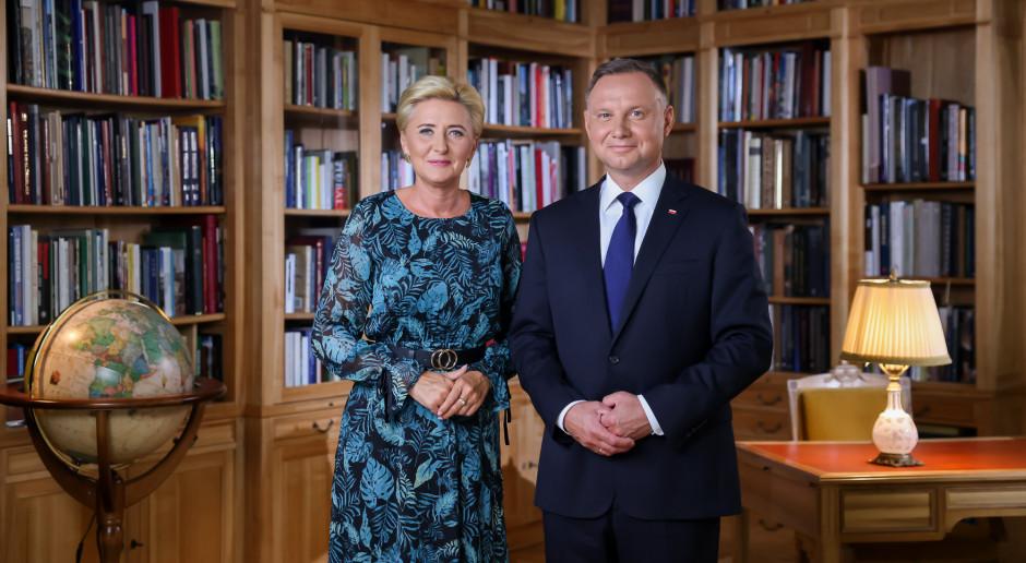Para prezydencka z okazji Dnia Edukacji Narodowej: Dziękujemy za codzienny trud kształcenia
