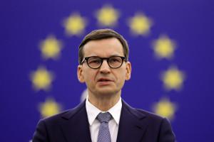Fogiel: Wystąpienie premiera w PE elementem ofensywy dobrej woli